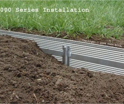 Curve-Rite Aluminum Edging - 2000 Series