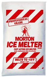 MORTON 50LB BAG PRO GRADE (WHITE) ICE MELT