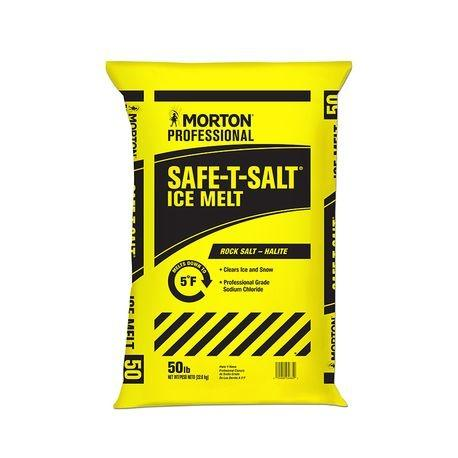 MORTON - SAFE-T-SALT