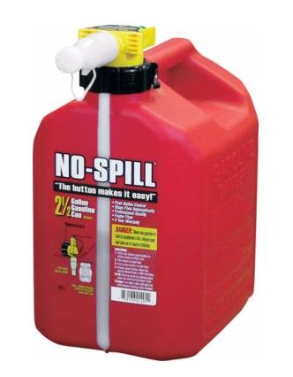 No Spill Fuel Cans 2